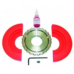 KIT COUPE ORIN 22MM 2 PARTIES